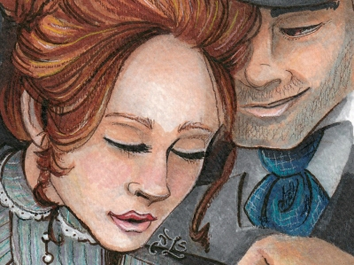 the watchmaker's daughter illustration (featured image)